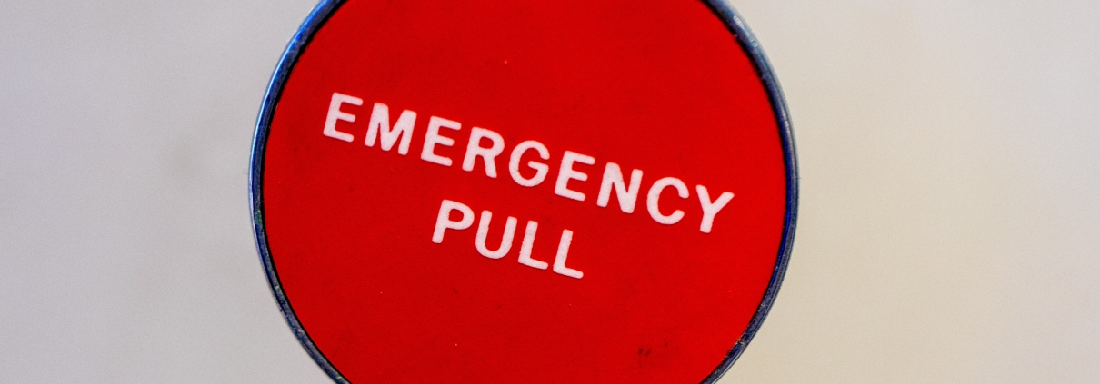 Don't let an incident develop into a crisis